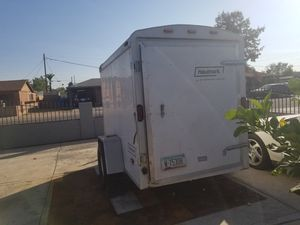 2007 Enclosed utility trailer for Sale in Phoenix, AZ