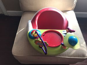 3 in 1 booster seat, play seat and eating chair for Sale in Nashville, TN