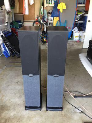 Polk Audio Powered Speakers for Sale in San Diego, CA