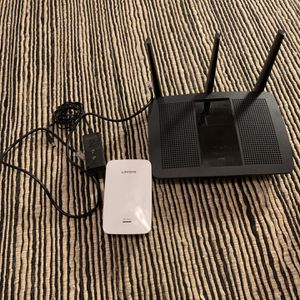 SALE Linksys EA7300 MAX-STREAM™ AC1750 MU-MIMO Gigabit WiFi Router And Range Extender for Sale in Bryans Road, MD