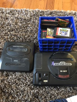 Sega genesis for Sale in Lorton, VA
