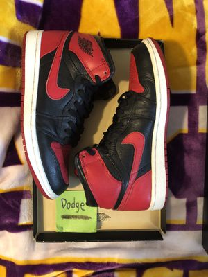 Air Jordan 1 banned 2011 for Sale in Los Angeles, CA
