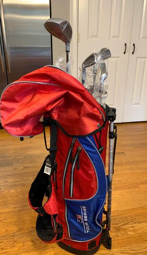 US Kids Golf Tour Series Lefty Clubs for Sale in New Haven, CT