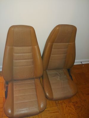 Jeep YJ TJ front seats for Sale in Chevy Chase, MD