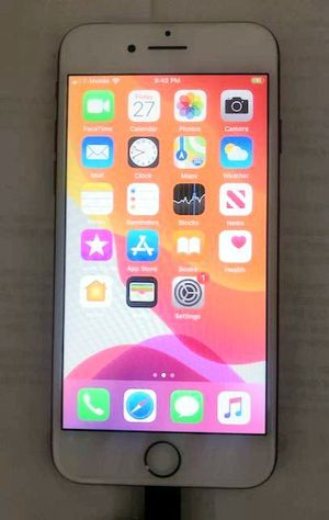 iPhone 7 - 256G - Red Factory Unlocked for Sale in New York, NY