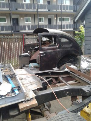 1935 ford utility trailer for Sale in Kenmore, WA