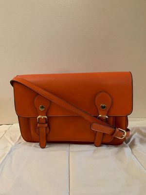 Steve Madden Orange Crossbody Shoulder Handbag Purse for Sale in San Leandro, CA