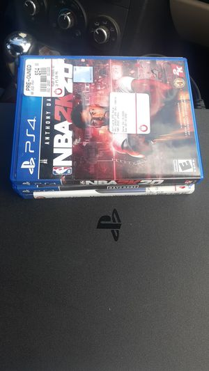 Playstation 4 plus 3 games all cords and one controller for Sale in Oak Grove, KY