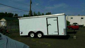 Enclosed trailer 7x16 for sale 2002 $5,500 for Sale in Hatboro, PA