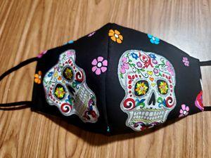 Skull Candy Mask Dia De Los Muertos for Sale in Anaheim, CA