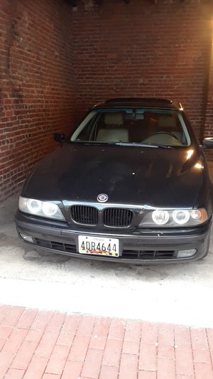 2001 BMW 528i for Sale in UNIVERSITY PA, MD