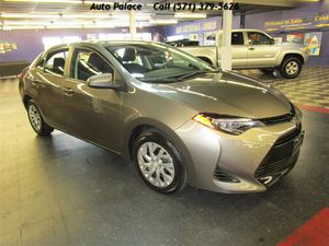 2018 Toyota Corolla LE for Sale in Manassas, VA