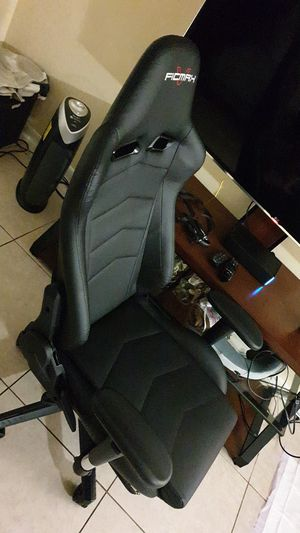 Ficmax Gaming Chair PC for Sale in Coconut Creek, FL