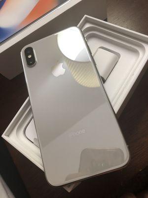 iPhone X 256gb Verizon for Sale in Renton, WA