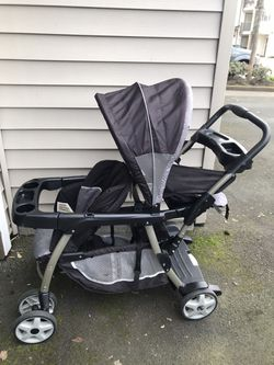 Graco Double Stroller for Sale in Aloha,  OR