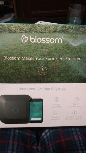 Blossom Smart Sprinkler system. for Sale in Sacramento, CA