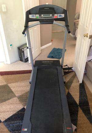 Weslo treadmill for Sale in Ashburn, VA