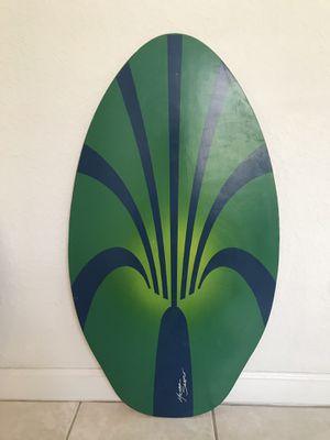 Skimboard (Wooden) for Sale in Weston, FL