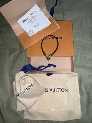 Authentic Louis Vuitton Bracelet for Sale in Bellevue, WA