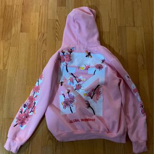 Pink Off Whit Hoodie For Sale for Sale in Plainview, NY