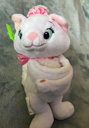 "9"" Aristocats/Marie stuffed animal$4 for Sale in Menifee, CA"