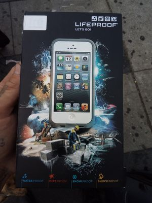 LifeProof case for iPhone 5 for Sale in San Francisco, CA