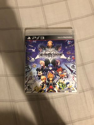 Kingdom Hearts 2.5 for Sale in Ripon, CA