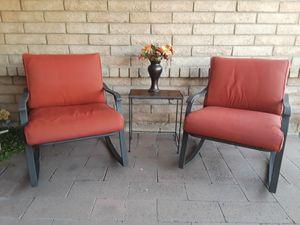 Patio Rocker Set for Sale in Glendale, AZ