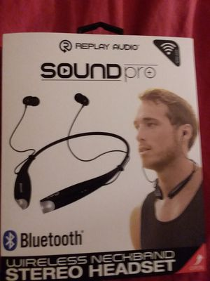Brand new bluetooth headset for Sale in Orlando, FL
