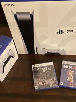 New PlayStation 5 Bundle for Sale in San Angelo,  TX
