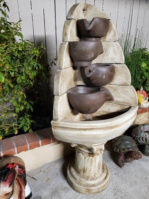 Corner water fountains for sale for Sale in Garden Grove, CA