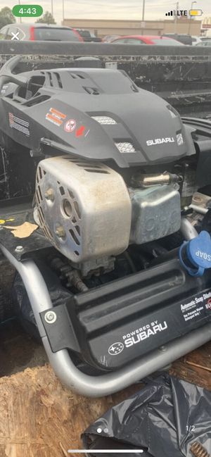 Subaru pressure washer for Sale in Jonesboro, AR