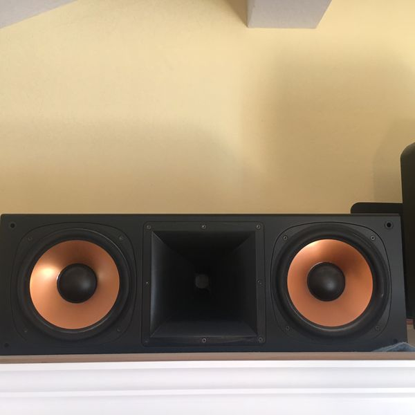 KLIPSCH THE ULTIMATE AUDIOPHILE HOME THEATER SYSTEM