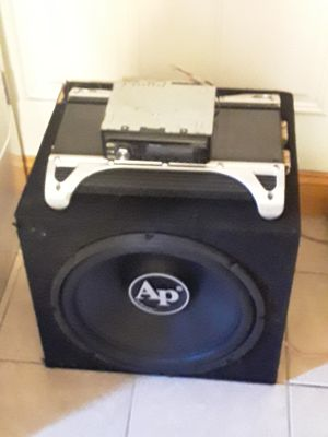 Stereo system for Sale in Boston, MA
