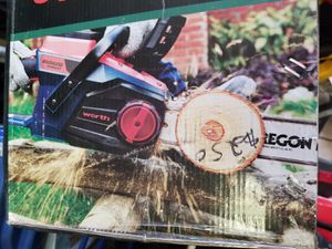 worth 84v brushless chainsaw for Sale in Escondido, CA