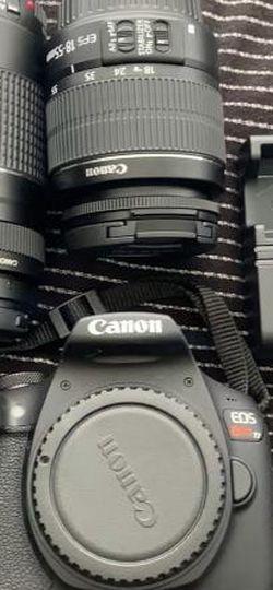 Canon- EOS Rebel T7 for Sale in Orlando,  FL