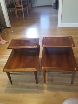 2 Antique coffee table for Sale in Boyds, MD