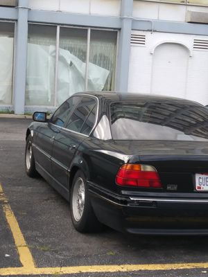 1998 Bmw 740 for Sale in Cleveland, OH
