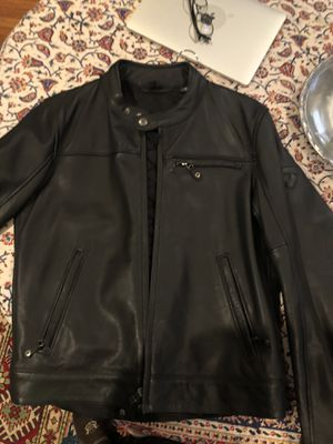 Revit Leather motorcycle jacket for Sale in New York, NY