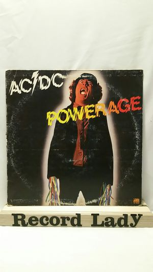 """AC/DC """"Powerage"""" vinyl record Rock for Sale in San Diego, CA"""
