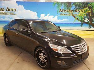 2011 Hyundai Genesis 121K MILES! SUPER CLEAN! FINANCING AVAILABLE! for Sale in Lakewood, CO