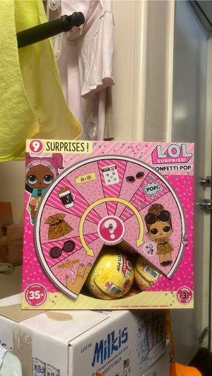 LOL Surprise Confetti Pop edition for Sale in Mililani, HI
