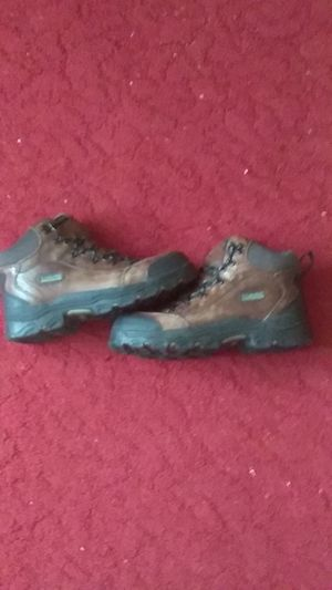 Columbia waterproof work boots, size 11 for Sale in Columbus, OH