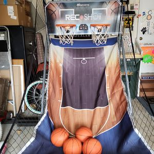 MD Sports Rec Shot Indoor Double Basketball Hoop for Sale in Oswego, IL