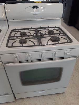 Maytag gas stove used in good condition with 90 day's warranty for Sale in Mount Rainier, MD