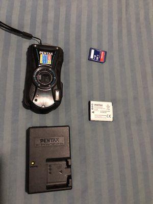 Pentax Optio WG-1 Rugged Water Proof Digital Camera for Sale in San Diego, CA