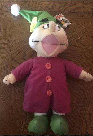 """14"""" 2000 Toy Collection Snow White And Seven Dwarf Dopey Plush Doll for Sale in Tucson, AZ"""