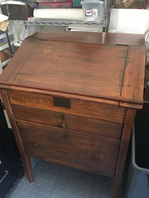 Vintage writing desk for Sale in Carlsbad, CA