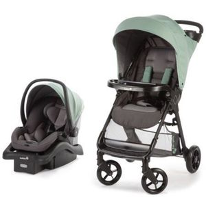 Safety 1st Smooth Ride Car Seat & Stroller for Sale in Waterbury, CT