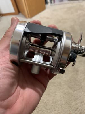 Abu Garcia Fishing plunking reel for Sale in Seattle, WA